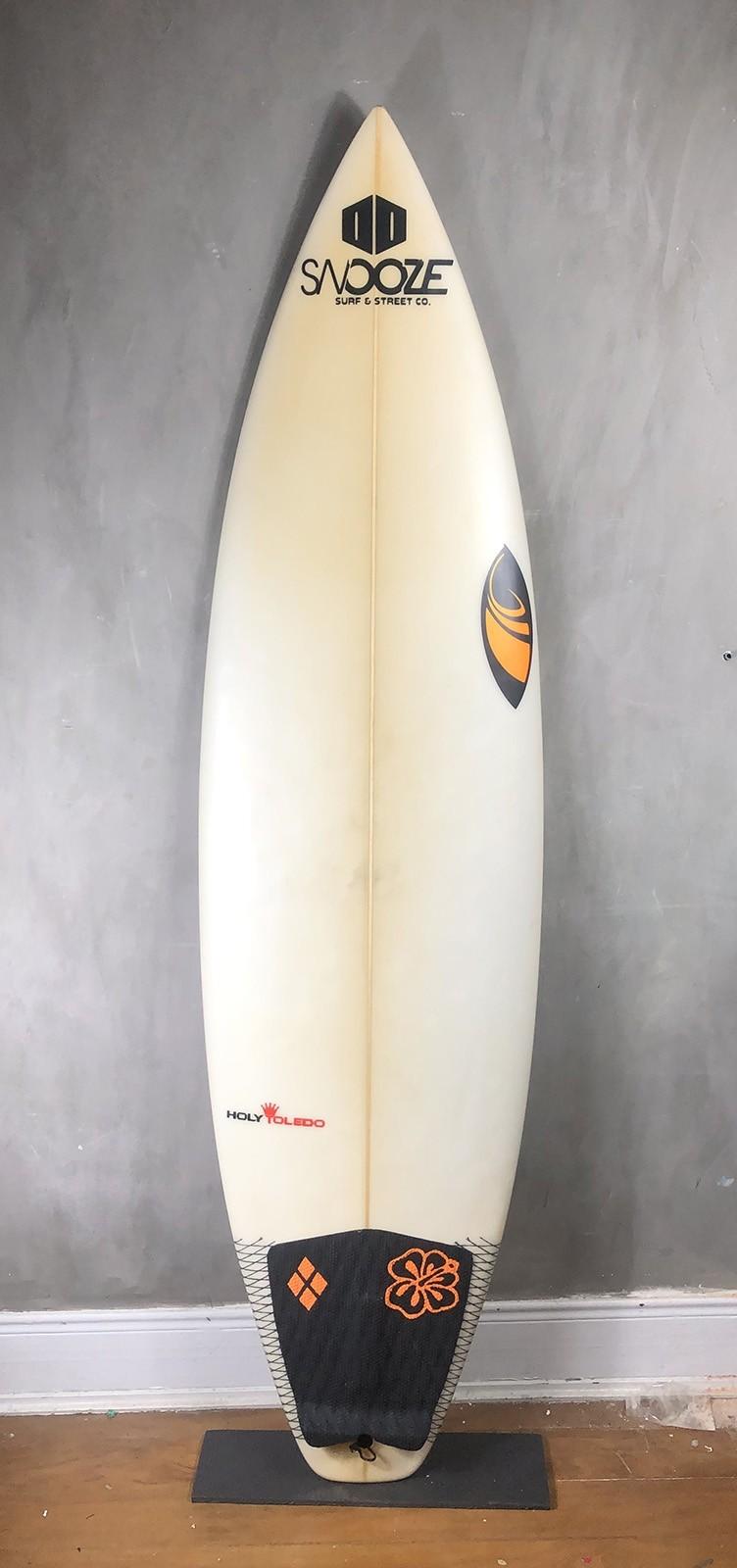 "Prancha de Surf Sharpeye 5'11"" Holy Toledo Seminova"