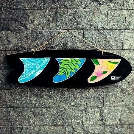 Pranchinha Tri-quilha | Prancharia