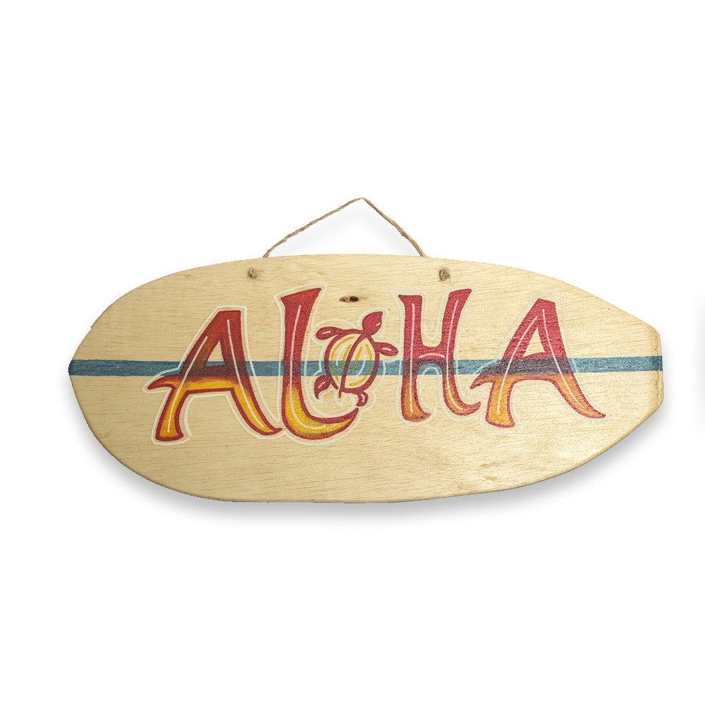 Quadro Surf Aloha | Prancharia