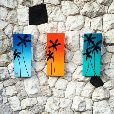 Quadro Decorativo - Palmeiras Hawaii | Prancharia