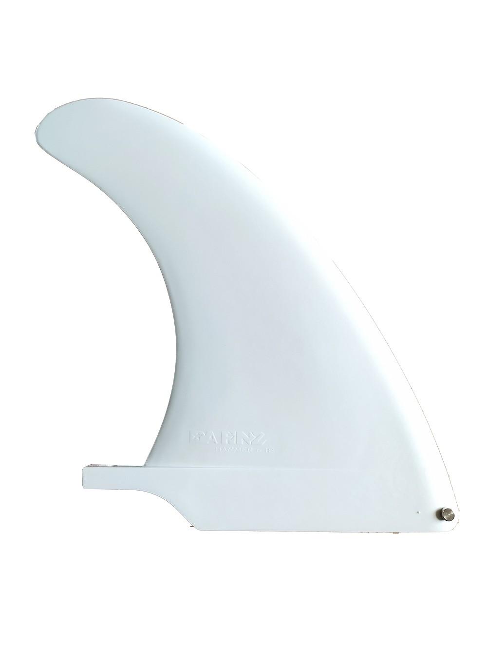 "Quilha Central para pranchas Surf Longboard 6'83"" Branca"