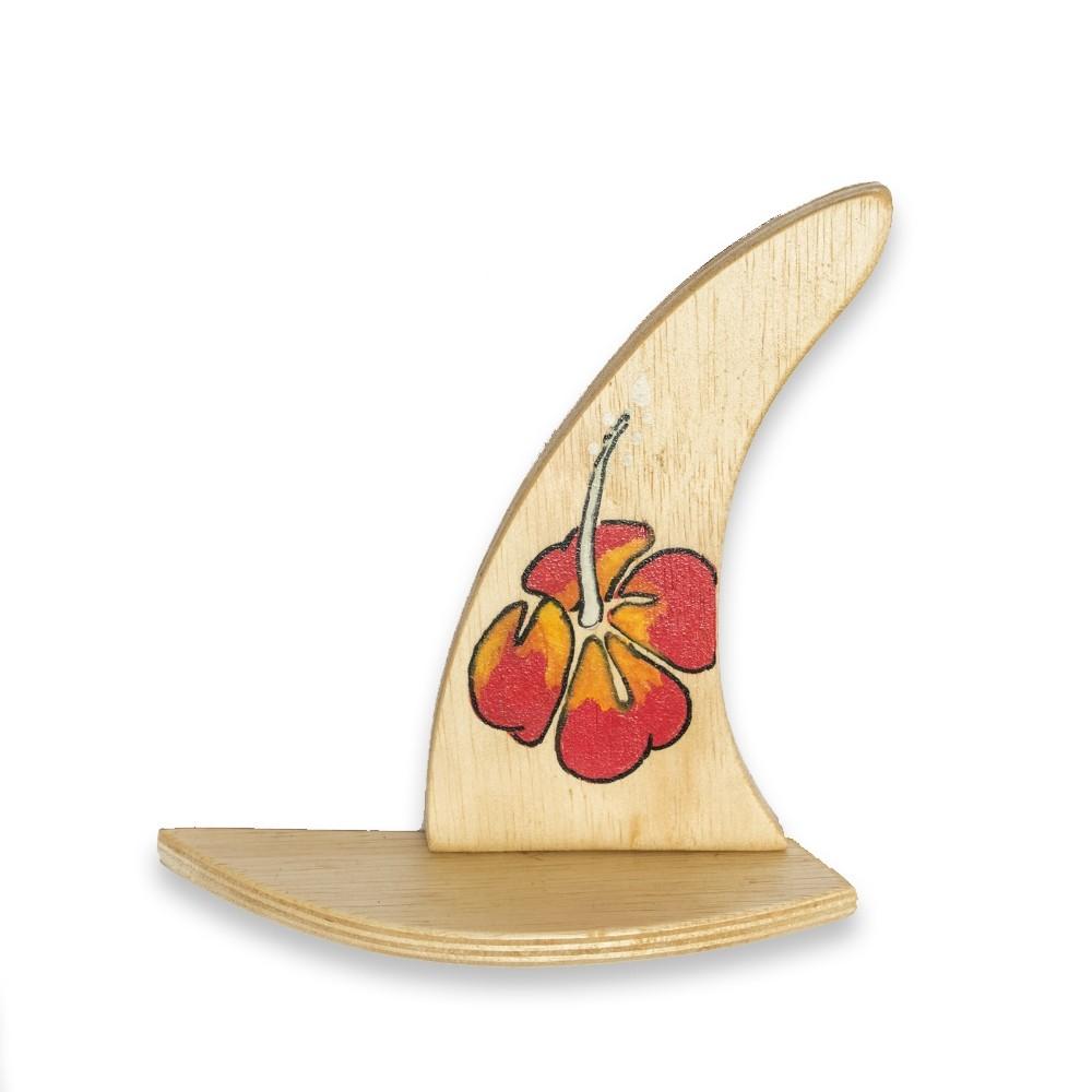 Quilha Decorativa 1 Hibisco | Prancharia