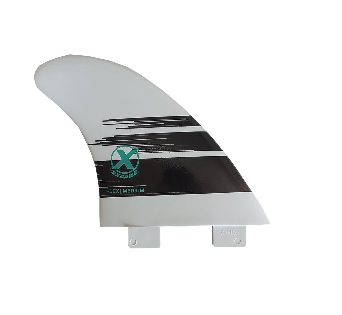 Quilhas Expans Flex Medium Branca