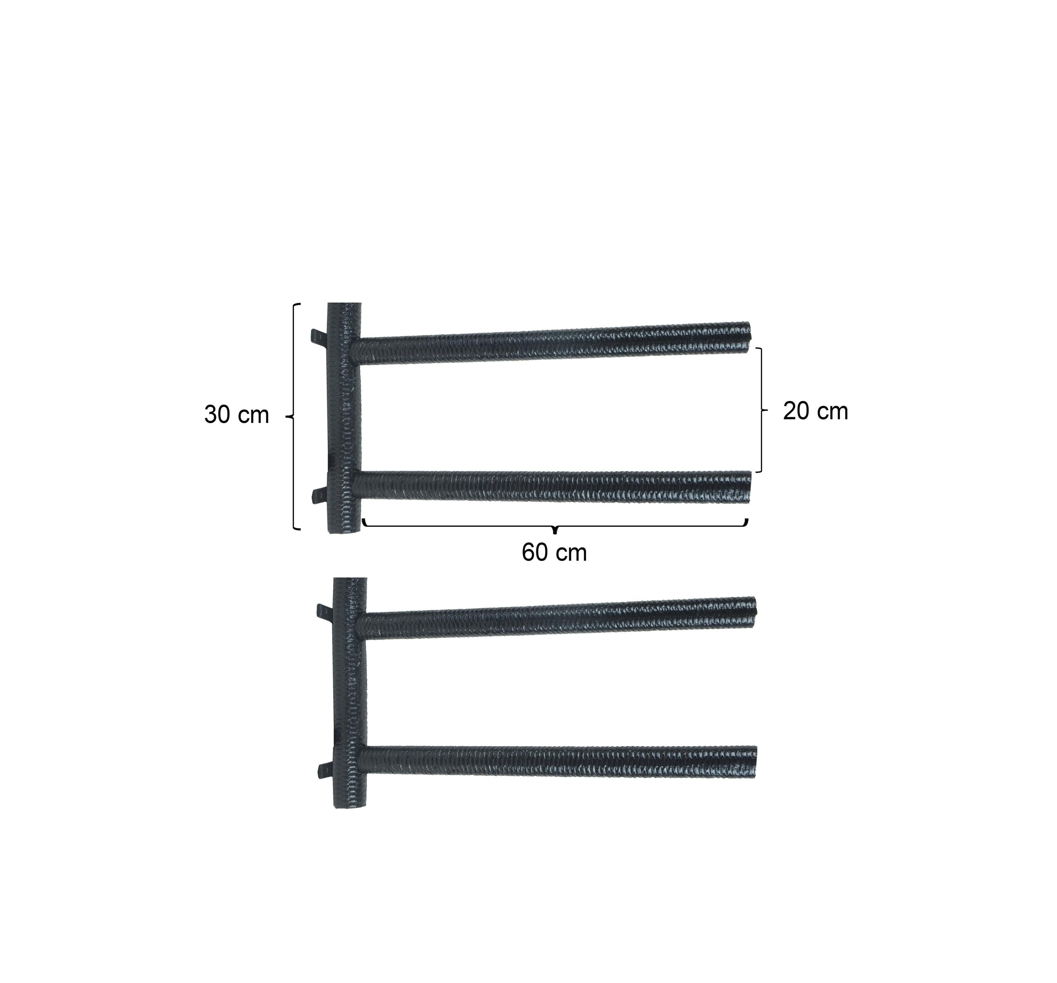 Rack Para 2 Prancha Stand Up Paddle - Horizontal | Prancharia