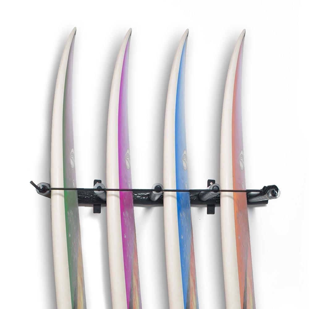 Rack Para 4 Pranchas de Surf - Vertical | Prancharia