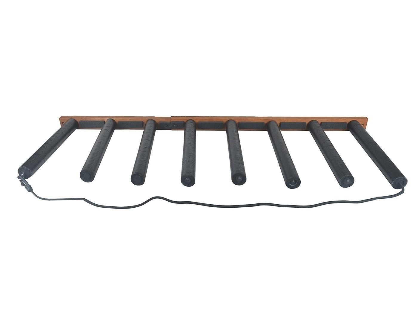Rack Para 7 Pranchas de Stand Up Paddle - Vertical - Madeira | Prancharia