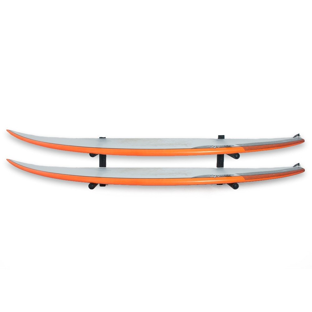 Rack Para 2 Pranchas de Surf - Horizontal   Prancharia