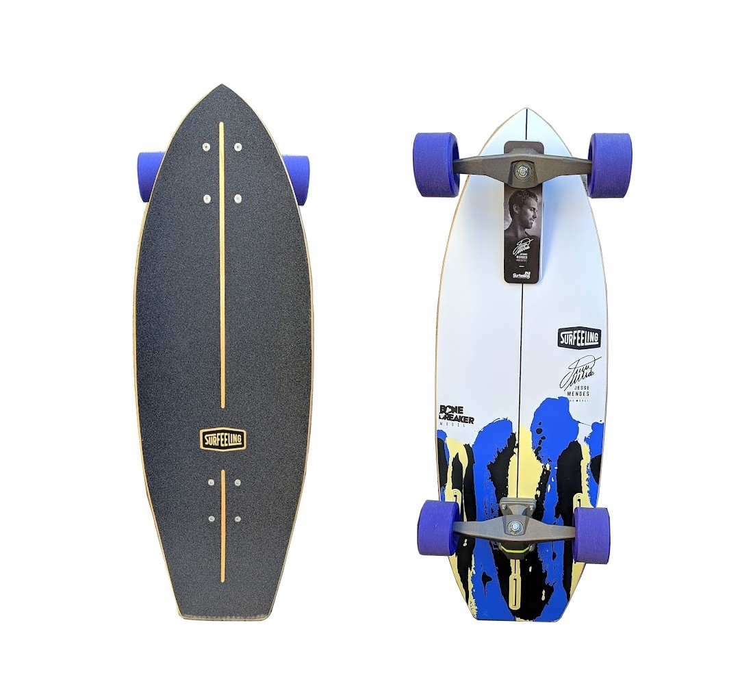 Skate Simulador de Surf Surfeeling Bone Breaker - Purple