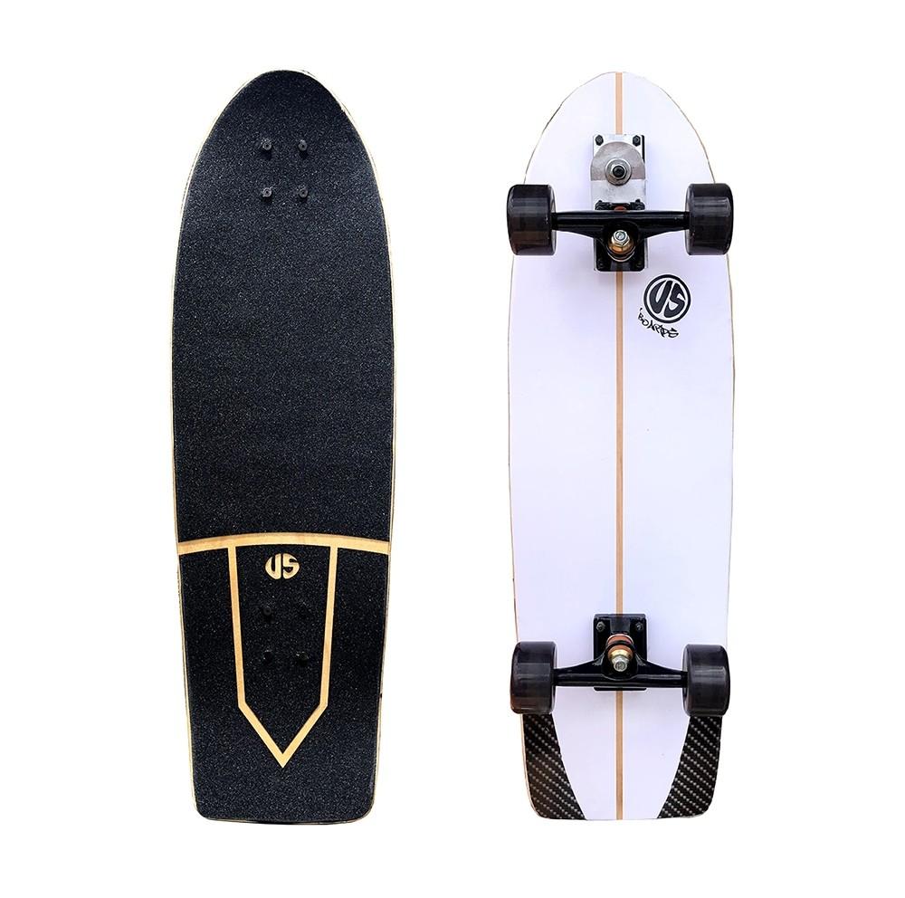 Skate Simulador de Surf Us Boards Square | Prancharia