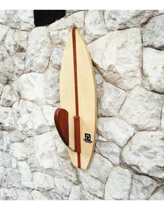 Cabideiro com Quilha na Pranchinha | Prancharia