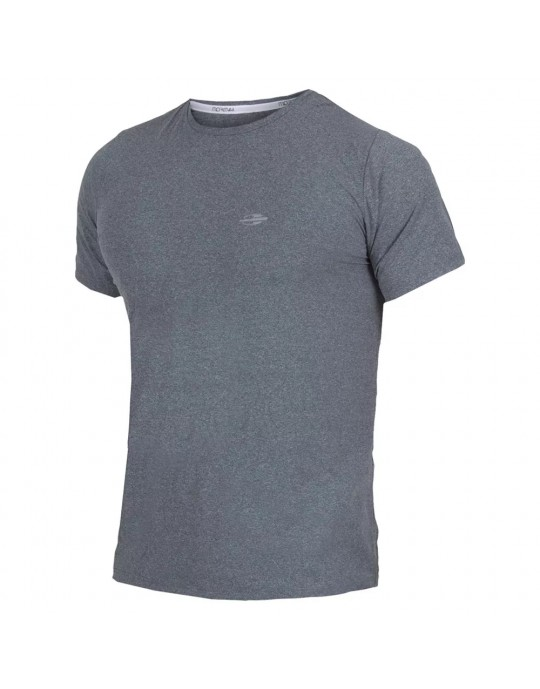 Camiseta UV Dry Mormaii Cinza Mesclado