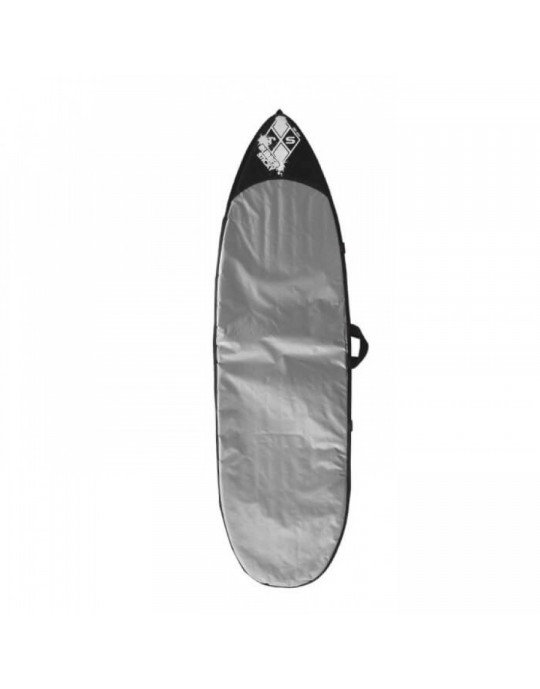Capa Refletiva Para Prancha de Surf 5'11'' - Rubber Sticky | Prancharia