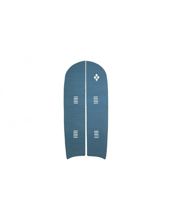 Deck Frontal Stand Up Paddle Rubber Sticky 6 mm Azul Marinho