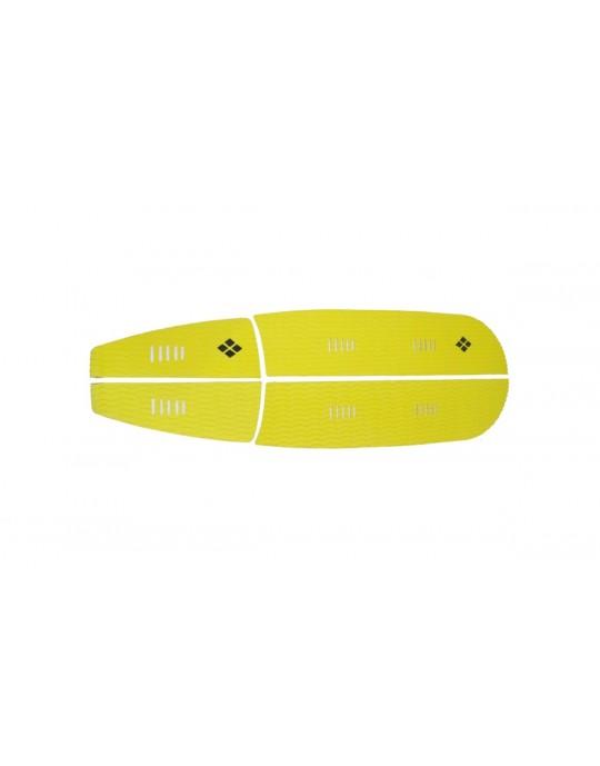 Deck para pranchas stand up paddle amarelo | Prancharia