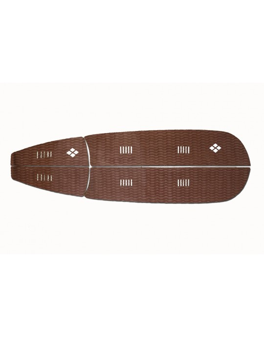Deck Stand Up Paddle - Marrom | Prancharia