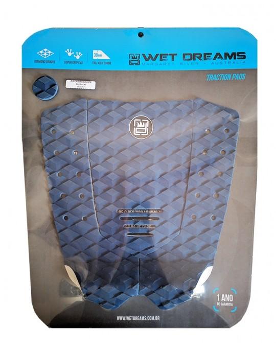 Deck Surf Wet Dreams Fresado Progressive Azul Marinho