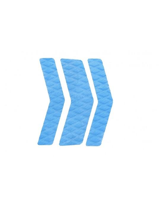 Deck frontal pranchas surf  Azul - Prancharia