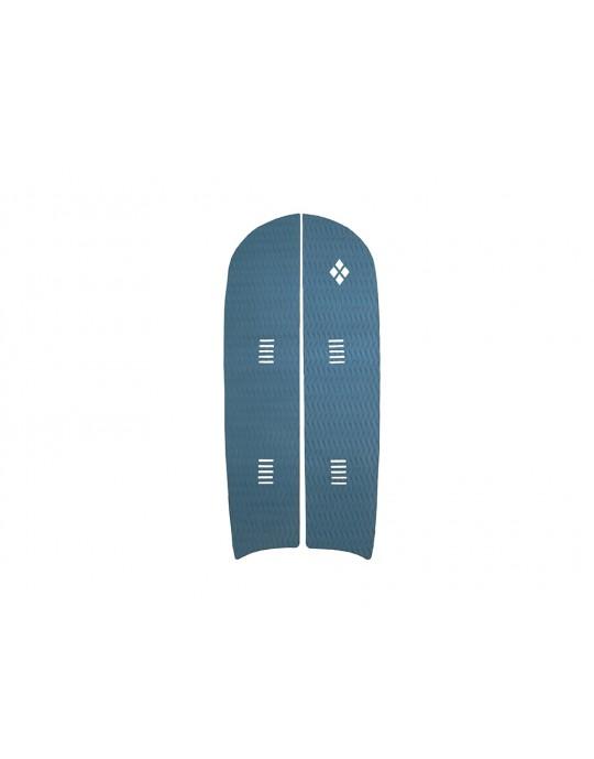 Deck Frontal Stand Up Paddle Rubber Sticky 6 mm Azul Marinho