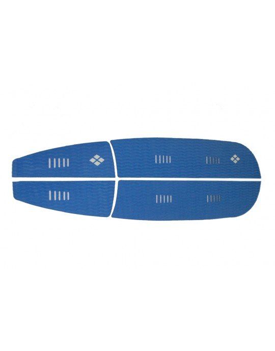 Deck Stand Up Paddle - Azul Royal  Prancharia