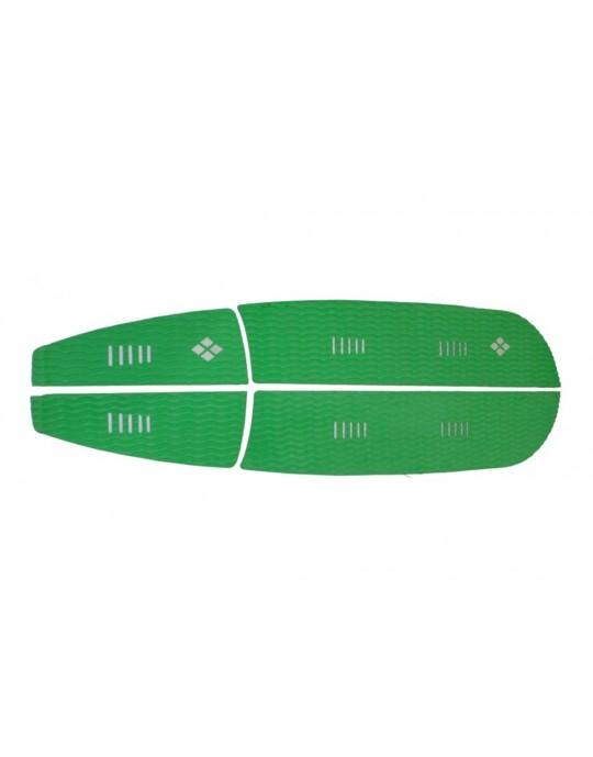 Deck inteiro para pranchas Stand up paddle - Verde | Prancharia