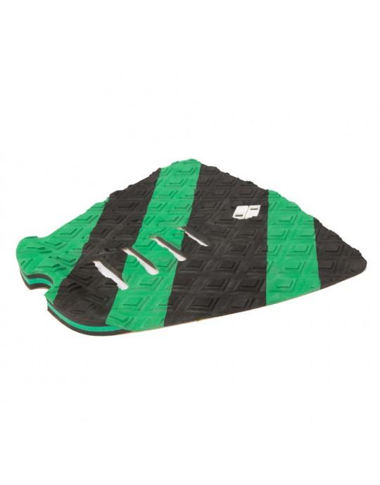 Deck para pranchas de surf verde e preto Rubber sticky | Prancharia