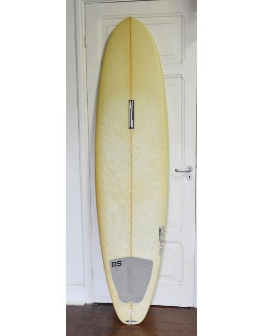 "Prancha de Surf Funboard 7'6"" Rafinha Seminova | Prancharia"