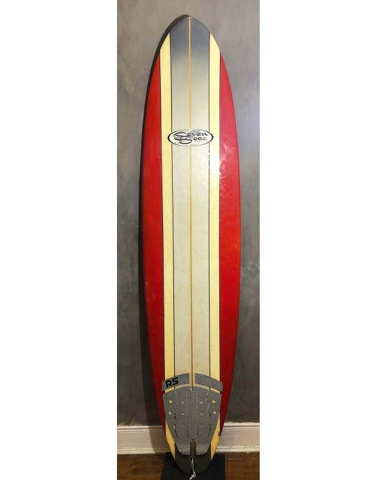 "Funboard Seven Seas 7'8"" Jorge Limoeiro"