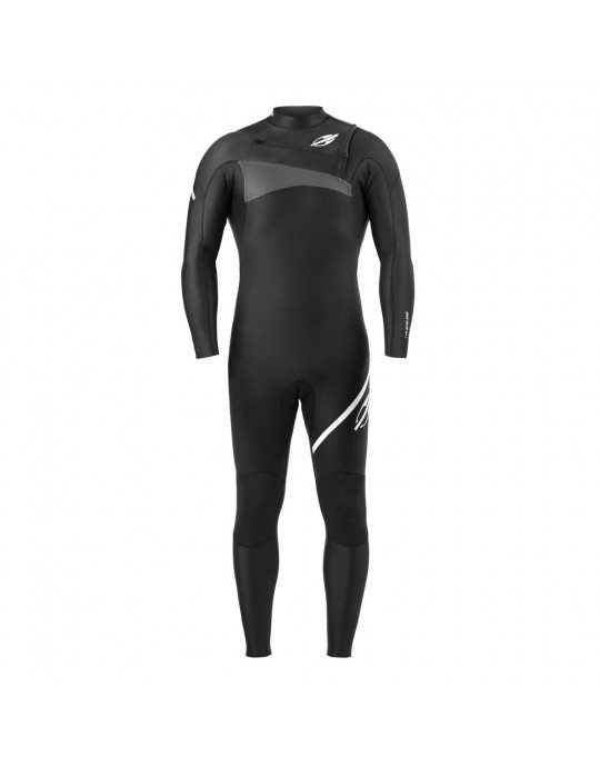 Long John Mormaii 2.2 mm Ultra Skin Chestzip Preto | Prancharia
