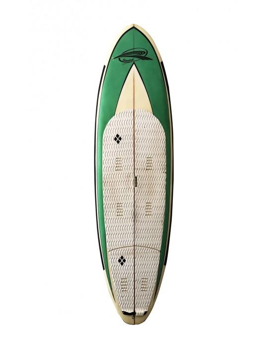 """Prancha de Stand Up Paddle - Rip Wave - 9'6"""" - Verde - Seminova   Prancharia"""