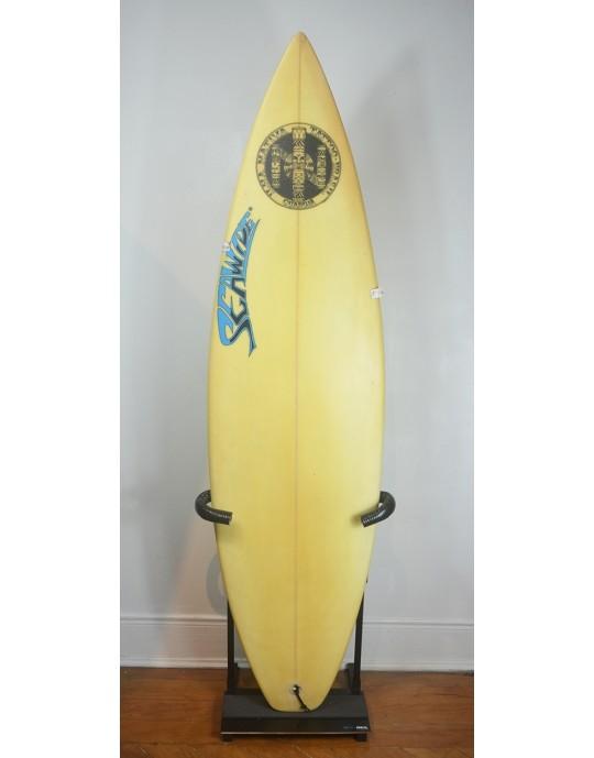 "Prancha de Surf Seawide 5'9"" Seminova | Prancharia"