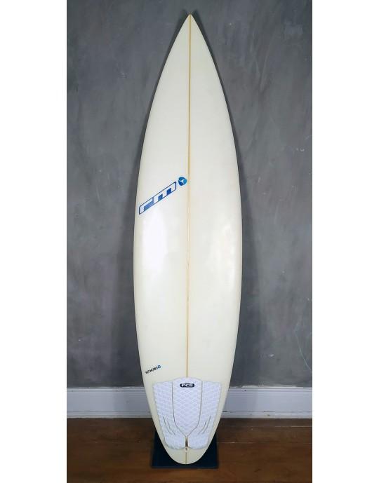 "Prancha de Surf 6'3"" Ricardo Martins Seminova"