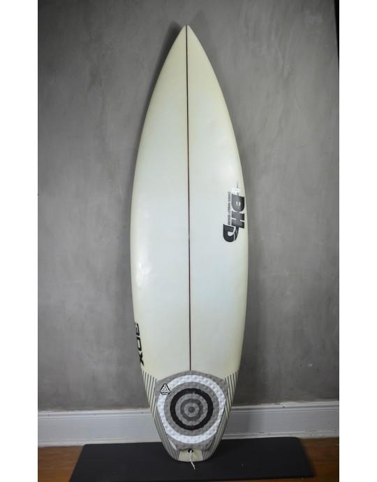 """Prancha de Surf DHD 5'11"""" 3DX Seminova"""