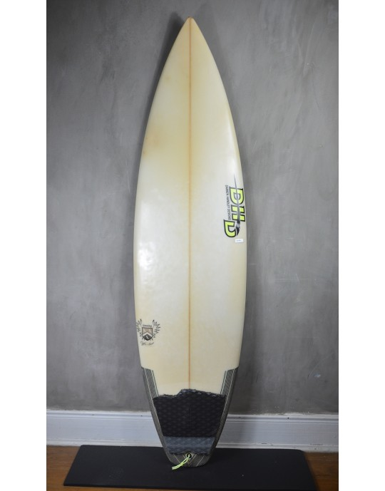 "Prancha de Surf DHD 5'11"" Coffee Bean Seminova"