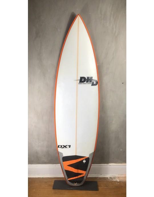 """Prancha de Surf DHD 5'11"""" DX1 Seminova"""
