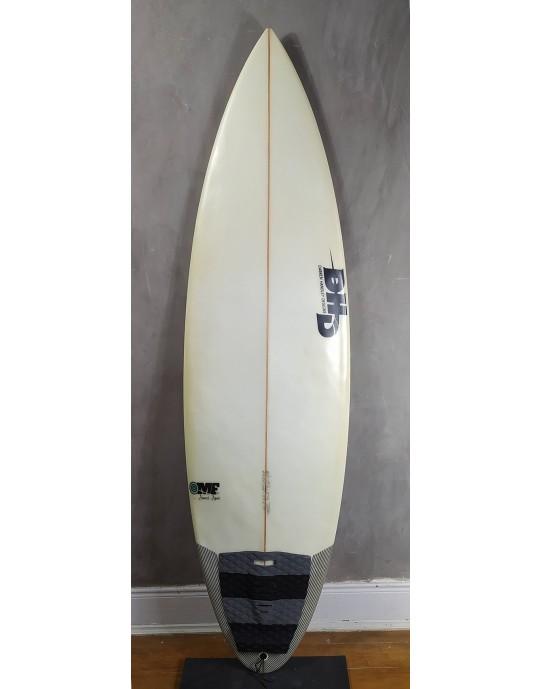 Prancha de Surf DHD 6'1 Sweet Spot Seminova