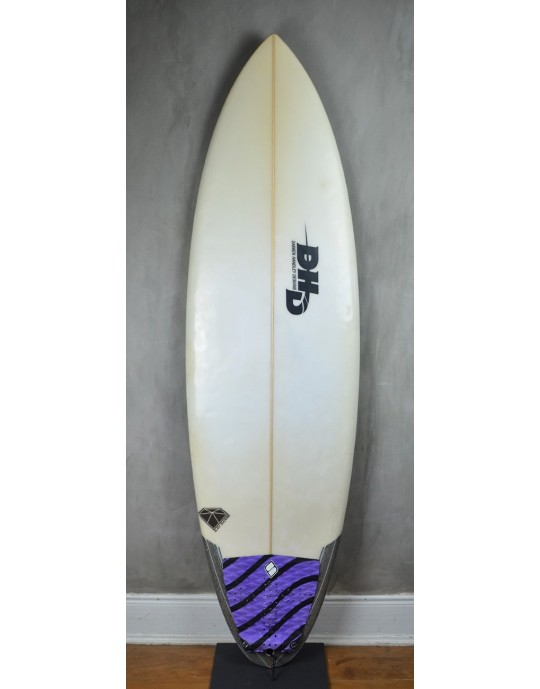 "Prancha de Surf DHD Black Diamond 6'0"" Seminova"