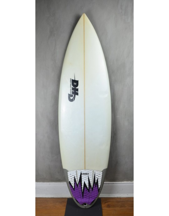 "Prancha de Surf DHD Monster 5'10"" Seminova"