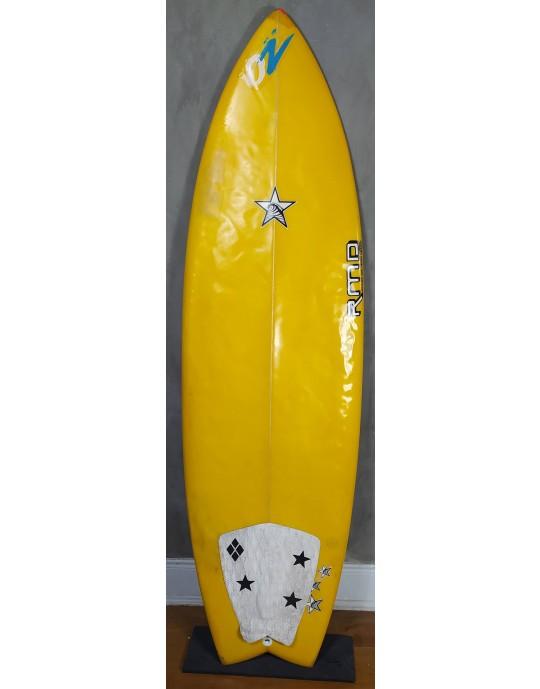 Prancha de Surf Fish 6'2 Seminova
