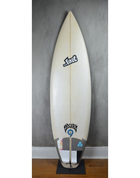 "Prancha de Surf Lost Beach Buggy 6'2"" seminova"