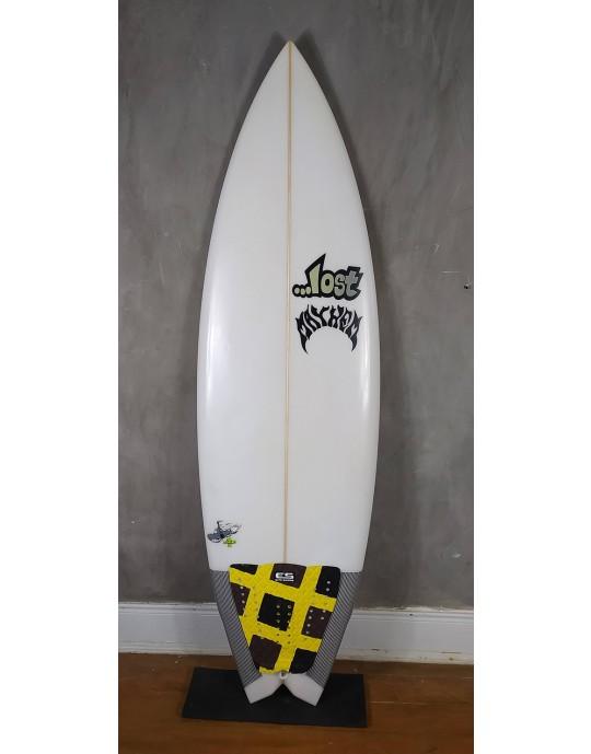"""Prancha de Surf Lost Meyhem 5'8 SeminovaPrancha de Surf Lost 5'8"""" Sub Scorcher 2 Seminova"""
