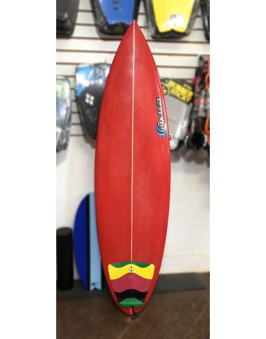 """Prancha de Surf Mota 6'0"""" - EPS + Epoxy Seminova"""