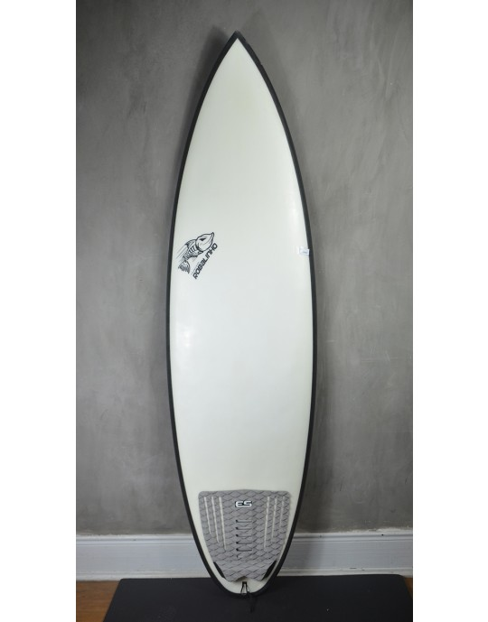 "Prancha de Surf Robalinho 5'11"" Hibrid Epoxy Seminova"