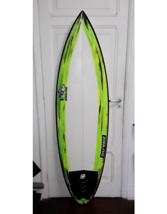 """Prancha de Surf Robalinho 5'11"""" Semi Nova"""