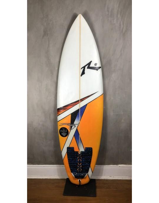 """Prancha de Surf Rusty 5'10"""" Neil Diamond Seminova"""