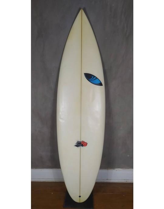 "Prancha de Surf Sharpeye 6'0"" Seminova"