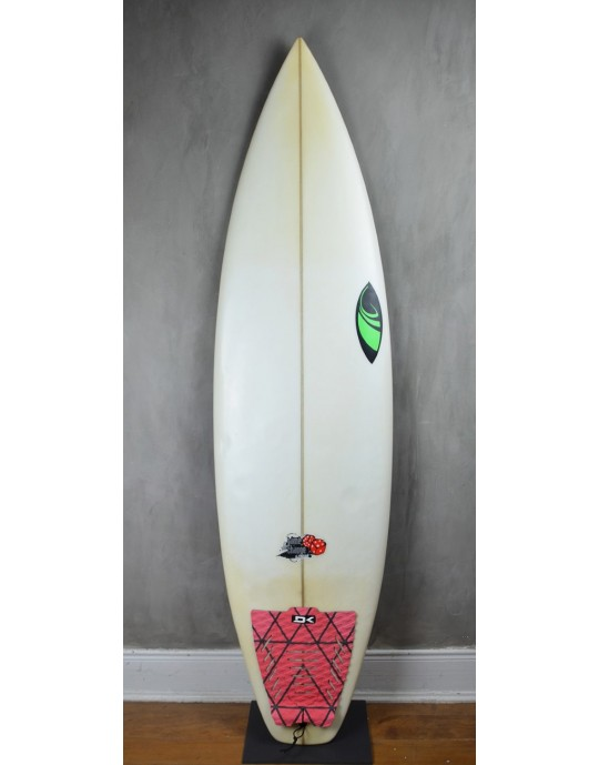 "Prancha de Surf Sharpeye Game Changer 6'0"" seminova"