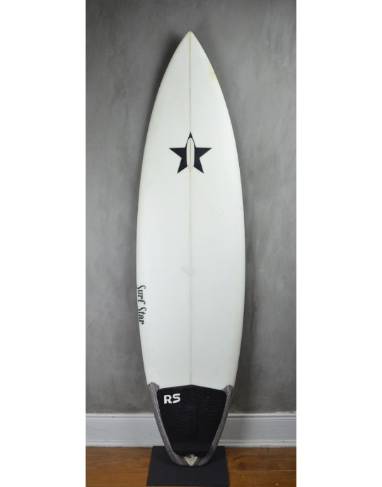 "Prancha de Surf Surf Star 6'0"" EPS + Epoxy seminova"