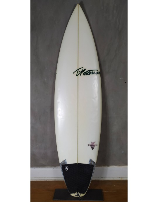 "Prancha de Surf T. Patterson 6'0"" Italo Ferreira Seminova"