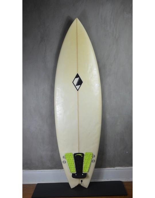 "Prancha de Surf Zampol 5'11"" Seminova"