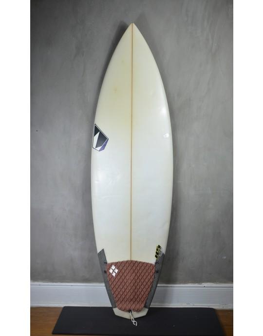 "Prancha de Surf Zampol 5'9"" Seminova"